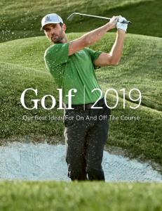 PCNA Golf