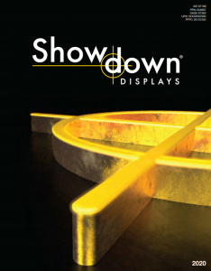 Product Guide Showdown Displays